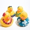 Hawaiian Rubber Duckies